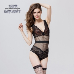 2018New design bodysuit sexy lingerie IH-B672